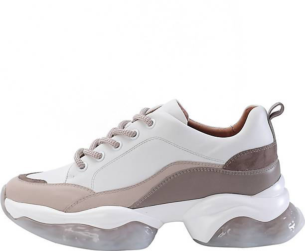 ekonika Sneaker in trendigem Color-Blocking-Stil