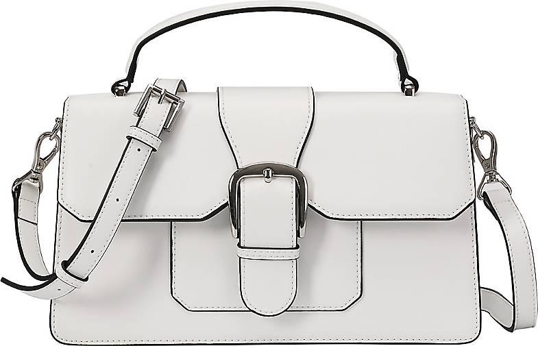 ekonika Tasche mit prägnanter Metallschließe