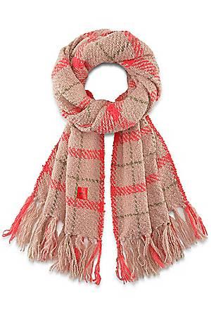 erfurt, Schal Checked Blanket in beige, Tücher & Schals für Damen