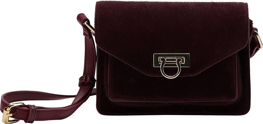 faina Handtasche mit Kunstfell