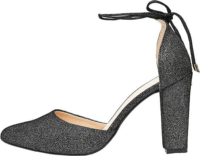 faina Slingpumps mit Glitzerprint
