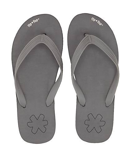 flip*flop ORIGINAL flip*flop 45360609 in grau-dunkel kaufen - 45360609 flip*flop   GÖRTZ Gute Qualität beliebte Schuhe cf5f67