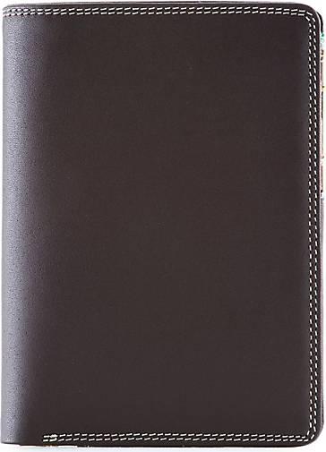mywalit Continental Wallet Geldbörse Leder 9 cm