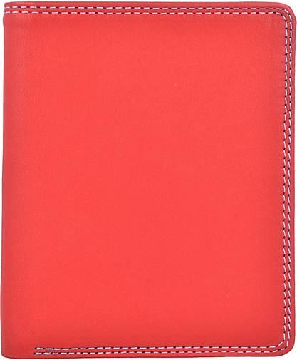 mywalit Medium Slim Geldbörse RFID Leder 9 cm