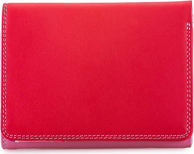 mywalit Medium Tri-fold Geldbörse Leder 12 cm