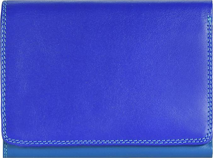 mywalit Medium Tri-fold Wallet Geldbörse Leder 12 cm
