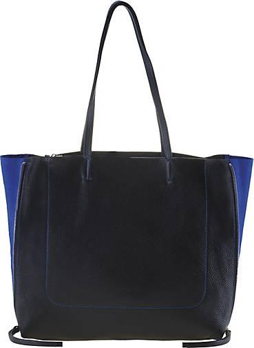 mywalit Rhodes Shopper Tasche Leder 36 cm