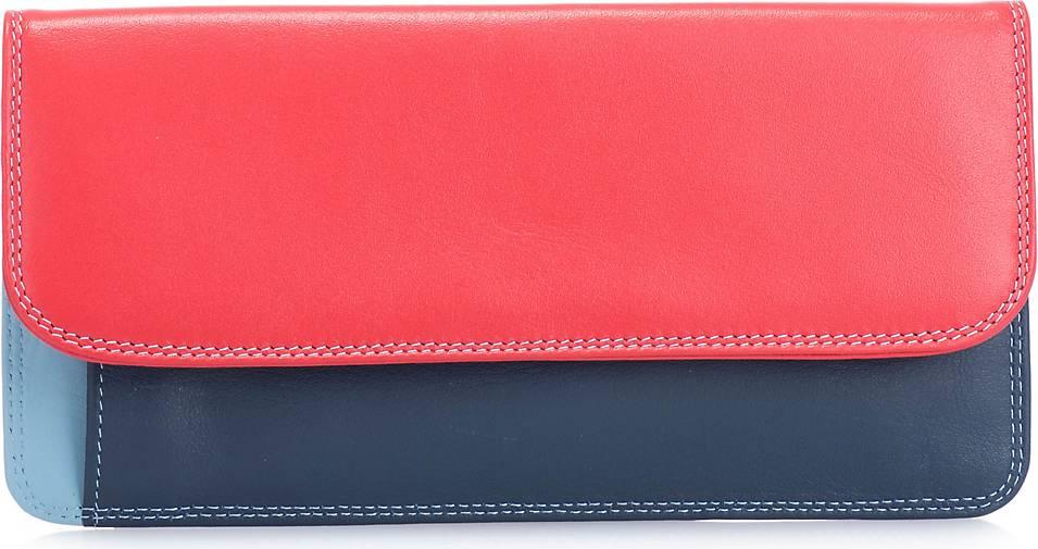 mywalit Simple Flapover Wallet Geldbörse Leder 19 cm