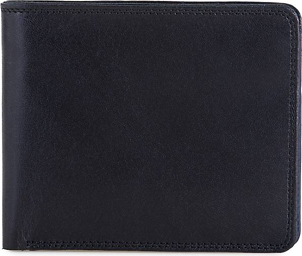 mywalit Standard Geldbörse RFID Leder 11 cm