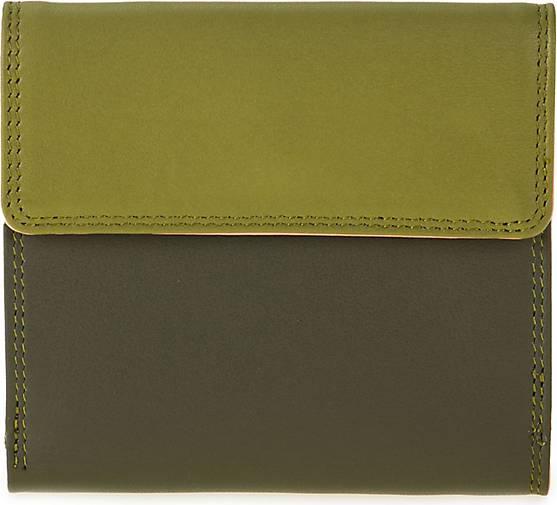 mywalit Tab and Flap Wallet Geldbörse Leder 10 cm