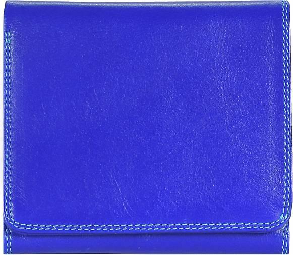 mywalit Tray Purse Geldbörse Leder 10 cm