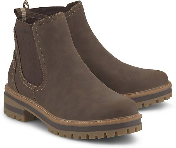 s.Oliver Chelsea-Boots