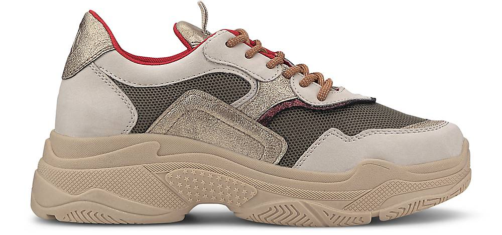 Großer Rabatt s.Oliver Chunky-Sneaker cremeweiß 48911101 sl56 Verkauf