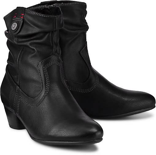 s.Oliver Trend-Stiefelette